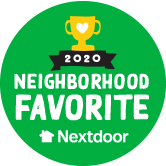 2020 Nextdoor Neighborhood Favorite